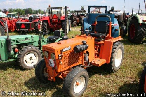 Schanzlin Tractor van Alex Miedema