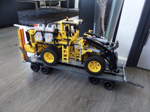 Onbekend Lego technic van martijn805