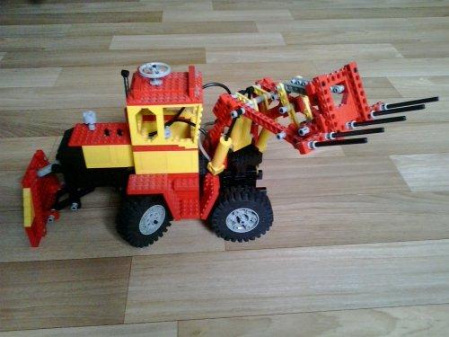 Onbekend Lego technic van MF 2725