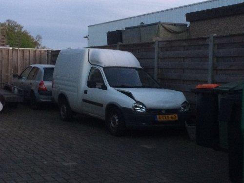 Opel Combo van user18