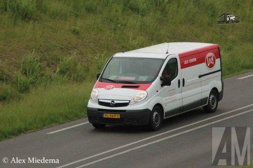 Opel Vivaro van Alex Miedema