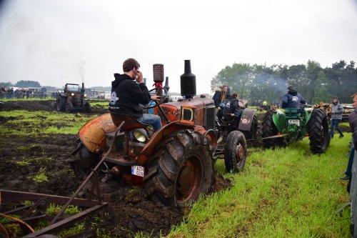 Foto van een Pampa Bulldog. Geplaatst door jd7920 op 02-05-2018 om 01:00:09, op TractorFan.nl - de nummer 1 tractor foto website.