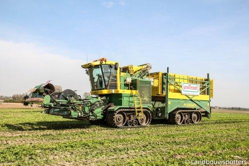 Foto van een Ploeger MKC-4TR, bezig met poseren. Houthoofd - Ardooie. Geplaatst door tractorfreek op 06-04-2014 om 19:46:53, op TractorFan.nl - de nummer 1 tractor foto website.