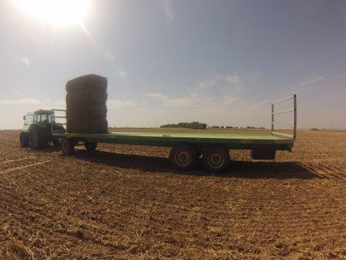 Ponge balenwagen van fendt 939