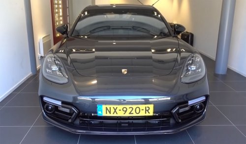 Porsche Onbekend van laurens_