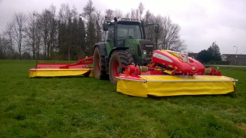 Pottinger Alpha Motion van harald vrieling