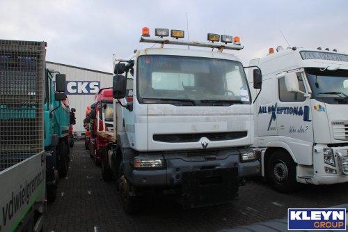 Renault Kerax van Katy Kleyn