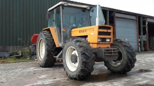 Renault 681-4s van Tractor Culture