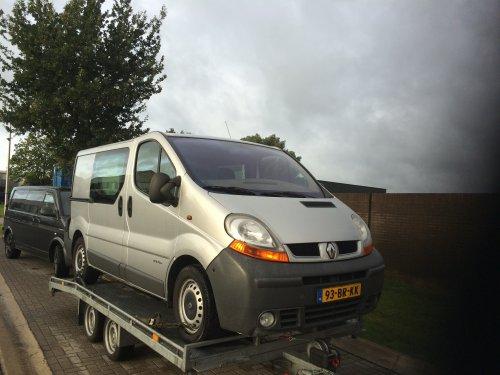 Renault Trafic van user18