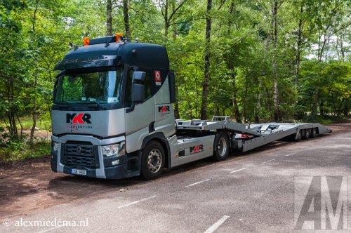 Renault T-serie van Alex Miedema