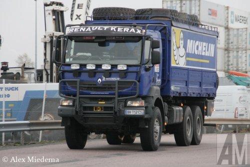 Renault Kerax van Alex Miedema