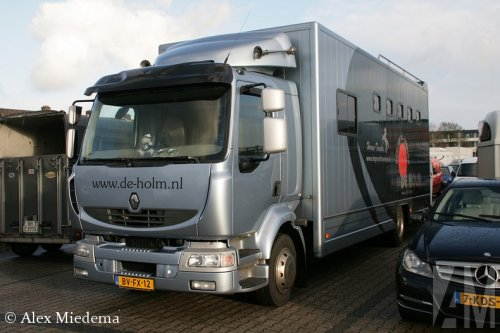 Renault Midlum 2nd gen van Alex Miedema