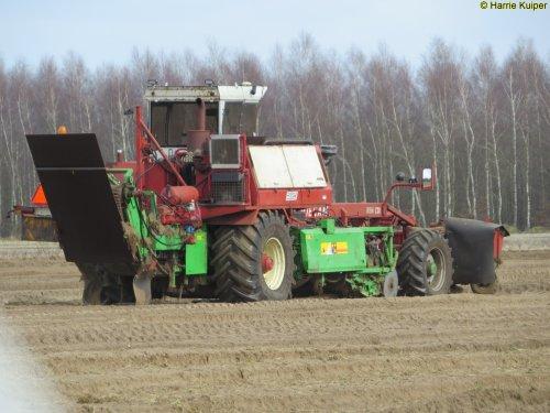 Foto van een Riecam RBM 230, 17-03-2017. Geplaatst door oldtimergek op 20-03-2017 om 16:54:36, op TractorFan.nl - de nummer 1 tractor foto website.