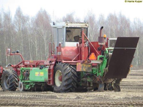 Foto van een Riecam RBM 230, 17-03-2017. Geplaatst door oldtimergek op 20-03-2017 om 16:54:40, op TractorFan.nl - de nummer 1 tractor foto website.