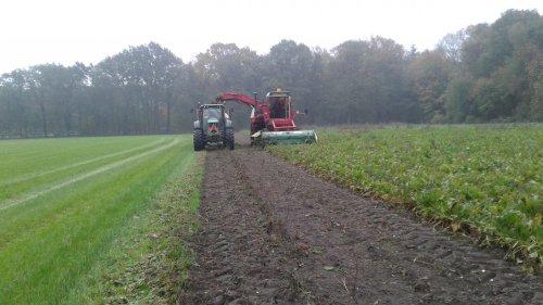 Foto van een Riecam RBM 230. Geplaatst door martijn-uitslag op 26-10-2018 om 21:47:35, op TractorFan.nl - de nummer 1 tractor foto website.