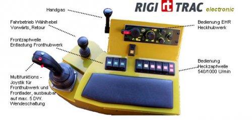 Rigi-Trac Onbekend van Bolle