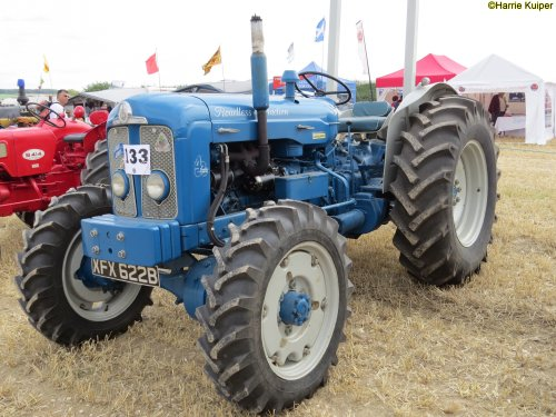 Foto van een Roadless Super Major   .Great Dorset steam fair 2018. Geplaatst door oldtimergek op 03-01-2019 om 00:10:47, op TractorFan.nl - de nummer 1 tractor foto website.