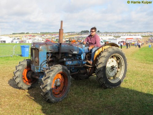 Foto van een Roadless Super Major  , Great Dorset steam fair 2019. Geplaatst door oldtimergek op 27-08-2019 om 10:33:40, op TractorFan.nl - de nummer 1 tractor foto website.