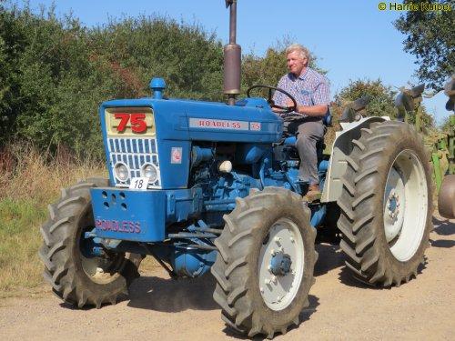 Roadless Ploughmaster 75 van oldtimergek