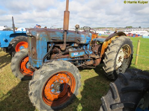 Foto van een Roadless Super Major   ,Great Dorset steam fair 2019. Geplaatst door oldtimergek op 02-01-2020 om 14:41:56, op TractorFan.nl - de nummer 1 tractor foto website.