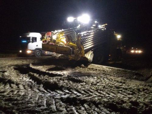 Foto van een Ropa Euromaus 5 van Levenstond NV uit Riemst (BE). Geplaatst door Theuny op 23-10-2019 om 20:10:27, op TractorFan.nl - de nummer 1 tractor foto website.