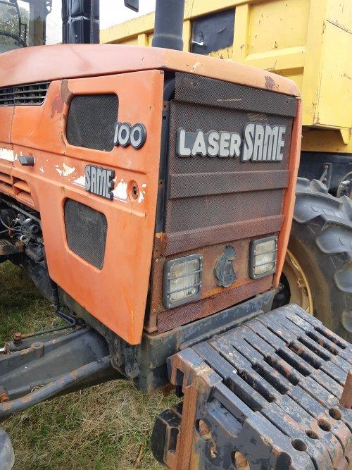 Same Laser 100 van geertyb0y