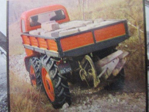 De Samecar was ook leverbaar met vierwielaandrijving.. Geplaatst door olro 61 op 09-11-2019 om 11:52:43, op TractorFan.nl - de nummer 1 tractor foto website.