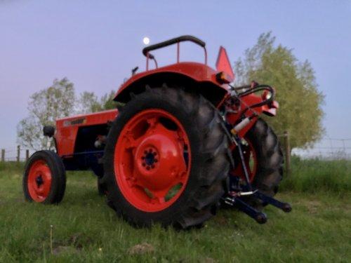 Foto van een Same Minitauro 50. Geplaatst door Dick van Driel op 19-05-2020 om 15:39:55, op TractorFan.nl - de nummer 1 tractor foto website.