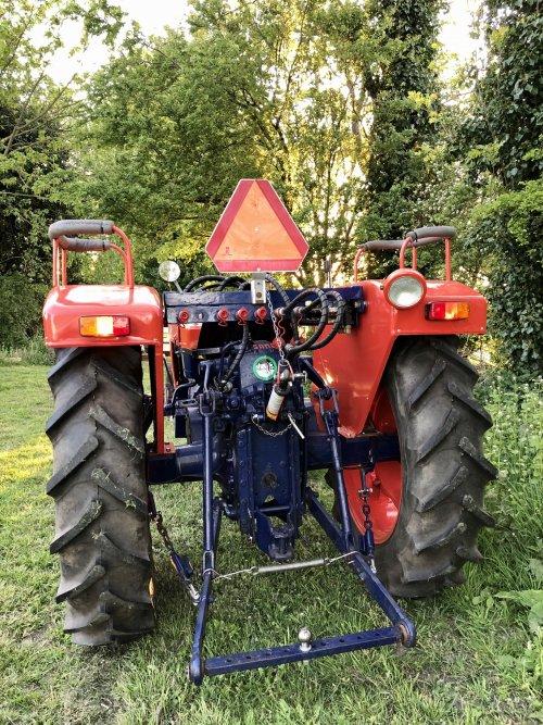 Foto van een Same Minitauro 50. Geplaatst door Dick van Driel op 19-05-2020 om 15:39:56, op TractorFan.nl - de nummer 1 tractor foto website.