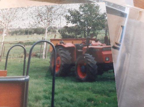 Mijn laatste Same Leone 75, foto van 1991. Geplaatst door wim-same op 06-06-2021 om 20:39:17, met 18 reacties.