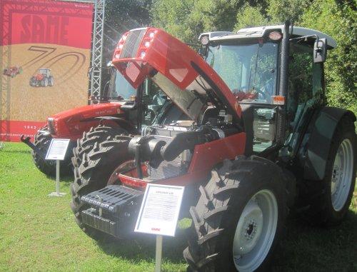 Foto van een Same Explorer.. Geplaatst door jordi 1455 op 14-09-2012 om 18:25:07, op TractorFan.nl - de nummer 1 tractor foto website.