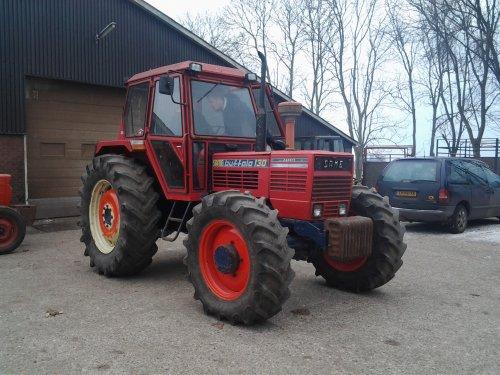 Same Buffalo 130 van DeutzDX605