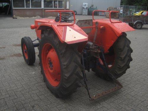 Foto van een Same Delfino 32, bezig met poseren.. Geplaatst door jordi 1455 op 17-08-2015 om 14:53:44, op TractorFan.nl - de nummer 1 tractor foto website.