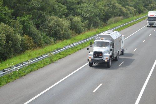 Saurer D290 van truckspotterhgk