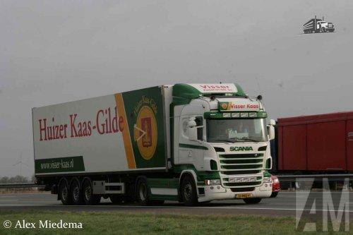 Scania R480 van Alex Miedema