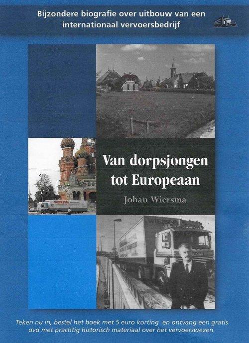 Scania boek van Alex Miedema