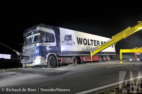 Scania R-serie van Alex Miedema