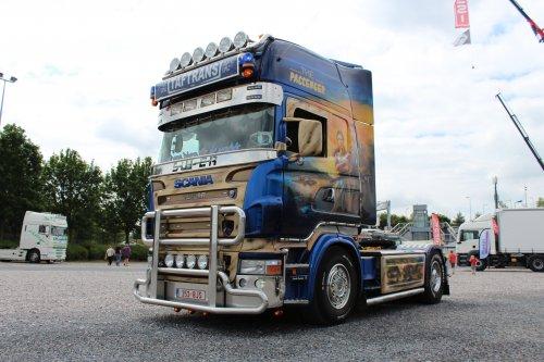 Foto van een Scania Vrachtwagen.. Geplaatst door michael-hoeven op 21-06-2017 om 14:33:04, op TractorFan.nl - de nummer 1 tractor foto website.