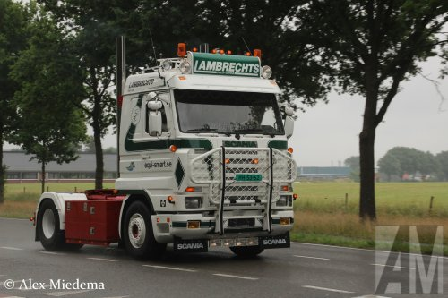Scania 143 Streamline van Alex Miedema