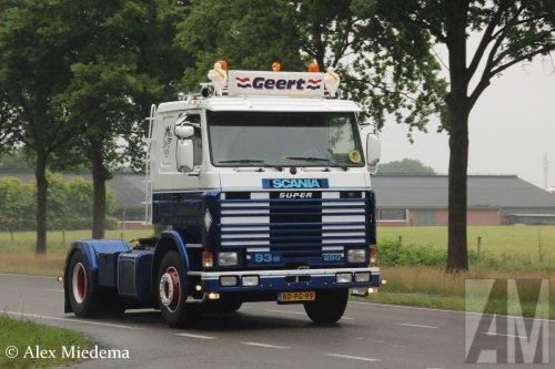 Scania 93 van Alex Miedema