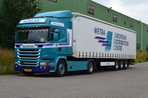 Scania G410 van coen-ensing