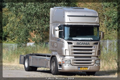 Scania R380 van Hans Kramer