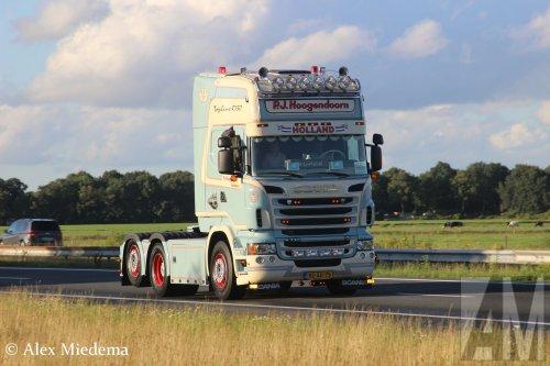 Scania R730 van Alex Miedema