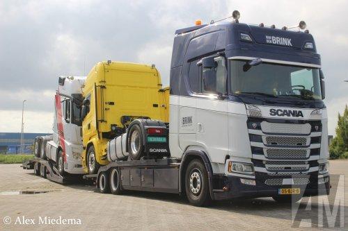 Scania S730 van Alex Miedema