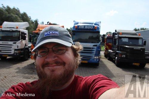 Scania Sjomp van Alex Miedema