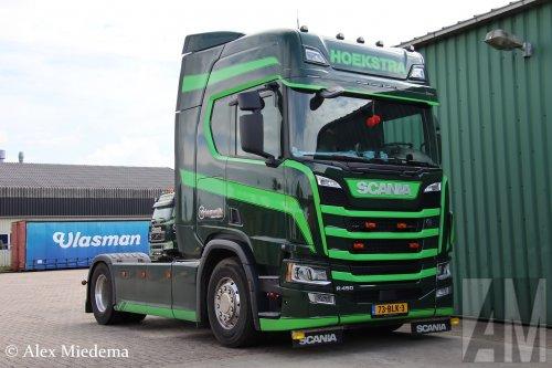 Scania R450 (new) van Alex Miedema