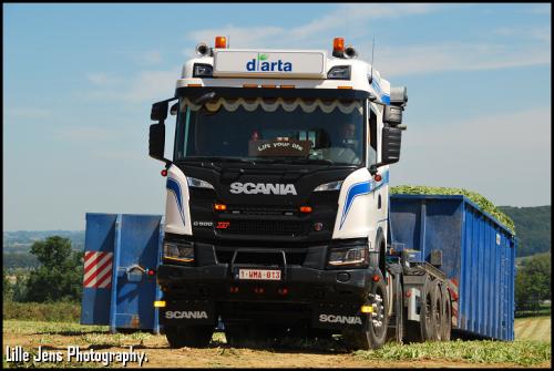 Scania XT van Lille Jens