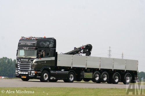 Scania R500 van Alex Miedema