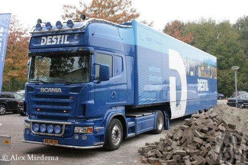 Scania R580 van Alex Miedema