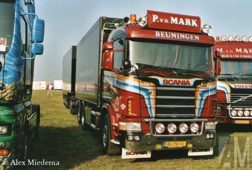 Foto van een Scania 164.. Geplaatst door Alex Miedema op 19-12-2014 om 12:48:47, op TractorFan.nl - de nummer 1 tractor foto website.